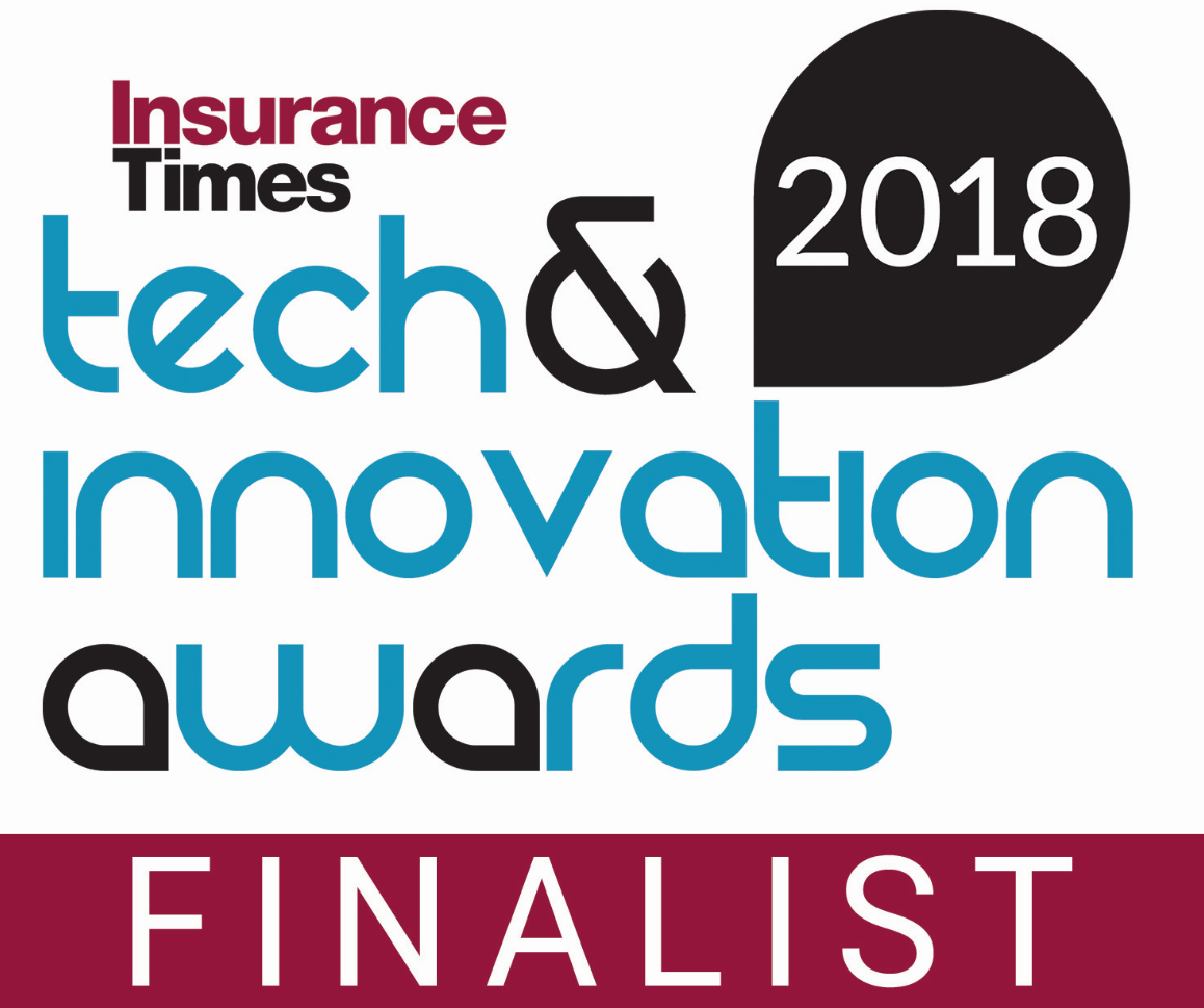 Insurance Times Tech & Innovation Awards 2017 Finalists