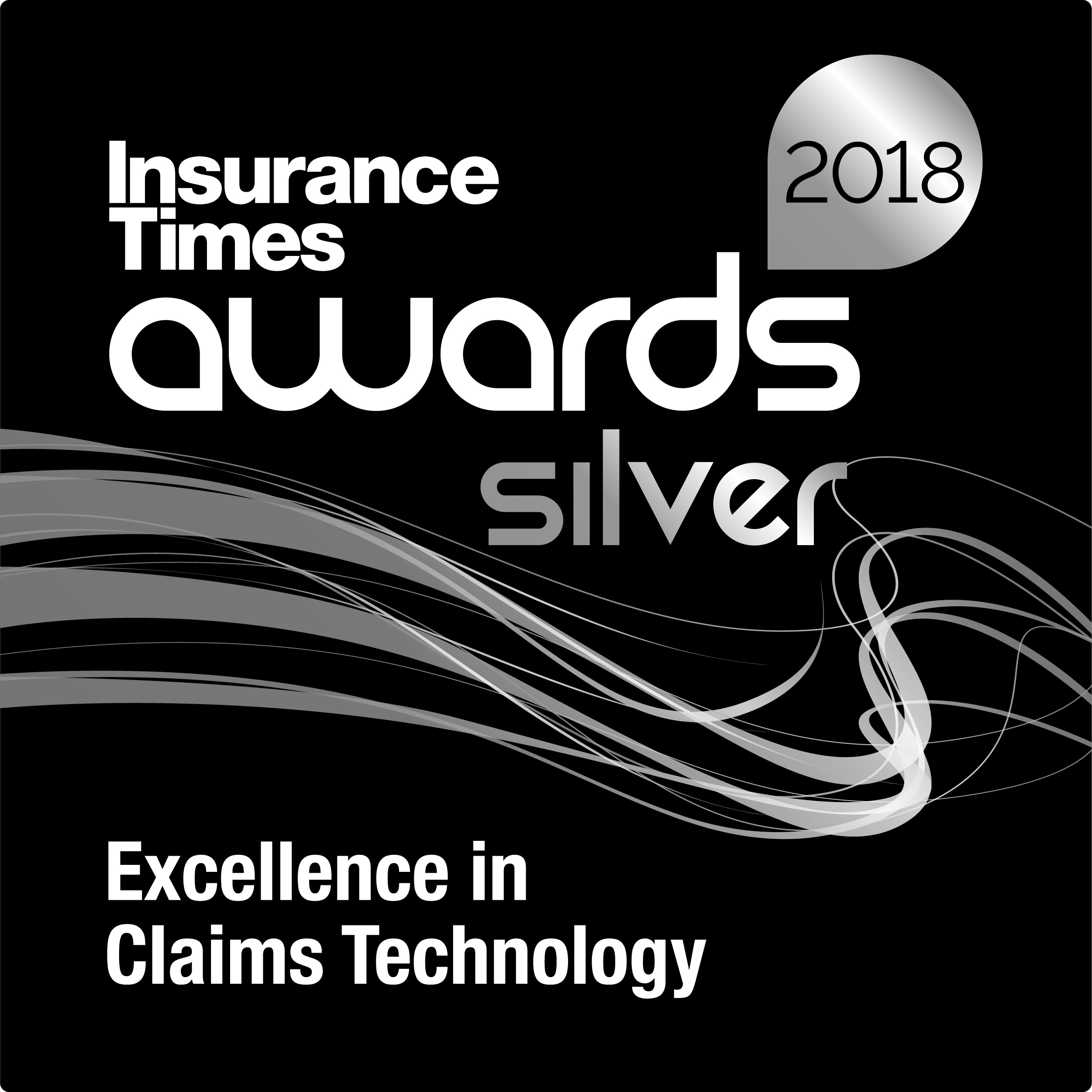 Silver at 2018 Insurance Times Awards